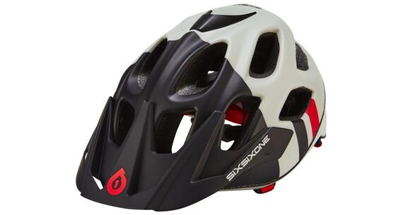 SixSixOne Recon Scout Helmet grey/black
